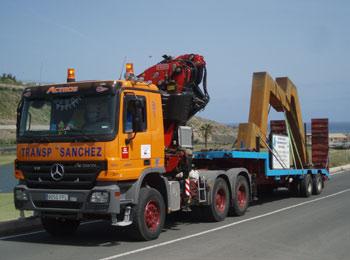 Camión de 12 metros
