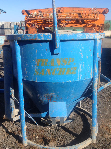 Geared Twin Flow Skip 500ml. - Transportes Sánchez