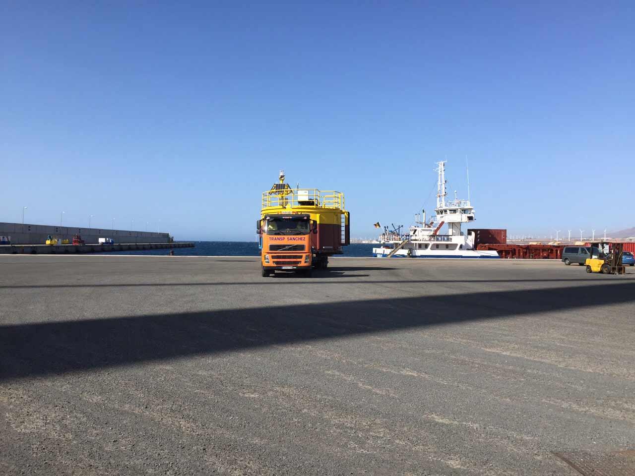 Transporte Especial Boya - Transportes Sánchez